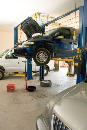 Parker's Automotive | Services